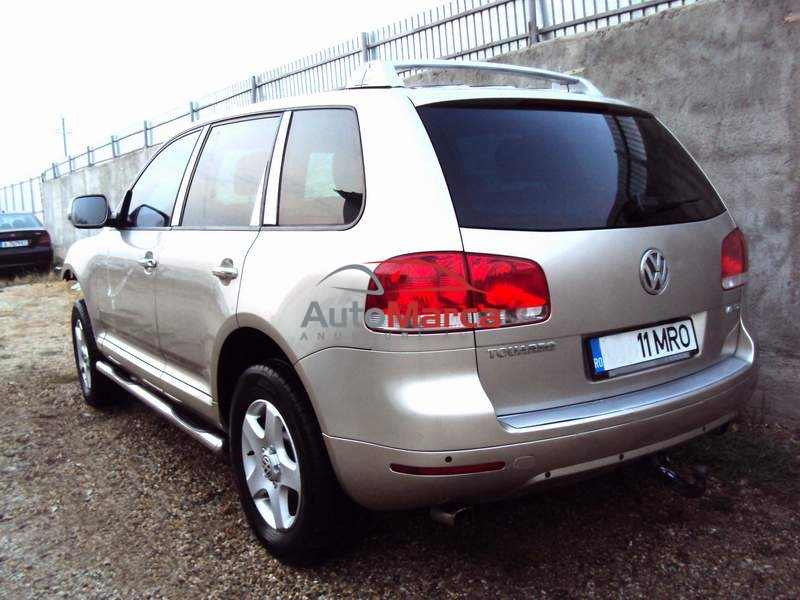 Cumpar VW Touareg defecte optice / estet...