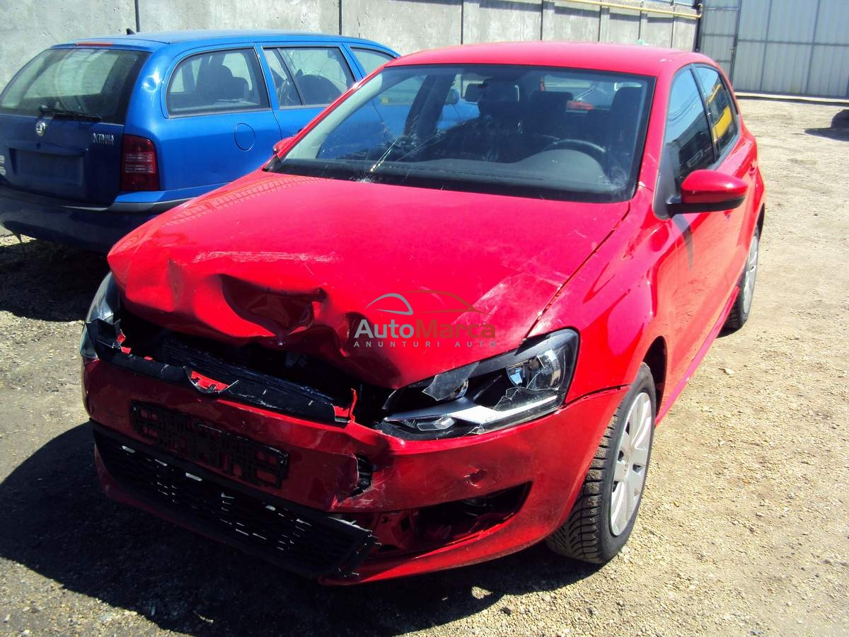 VW Polo avariat, accidentat, defect...